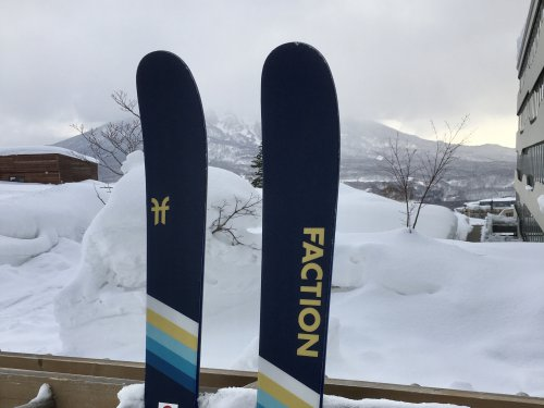 Faction Candide Thovex 2 0