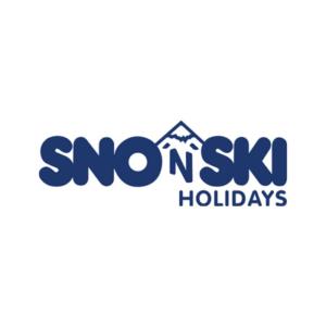 Sno n ski holidays logo